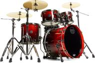 Mapex SV504XB Saturn V MH Exotic Club Fusion Shell Pack (Cherry Mist Maple Burl)