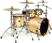 Mapex SV529XB Saturn V MH Exotic Fusion Shell Pack (Natural Maple Burl) - Special Order