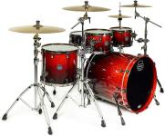 Mapex SV529XEB Saturn V MH Exotic Sub Wave Shell Pack (Cherry Mist Maple Burl)
