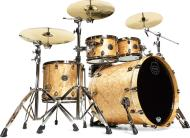 Mapex SV529XEB Saturn V MH Exotic Sub Wave Shell Pack (Natural Maple Burl)