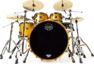 Mapex SV529XUB Saturn V MH Exotic Sound Wave Shell Pack (Amber Maple Burl)
