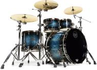Mapex SV529XUB Saturn V MH Exotic Sound Wave Shell Pack (Deep Water Maple Burl)