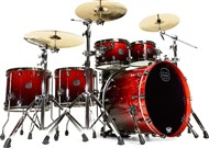 Mapex SV628XB Saturn V MH Exotic Fusion Twin Shell Pack (Cherry Mist Maple Burl) - Special Order