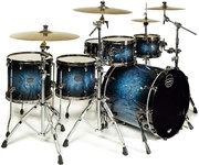 Mapex SV628XEB Saturn V MH Exotic Sub Wave Twin Shell Pack (Deep Water Maple Burl)
