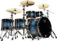 Mapex SV628XUB Saturn V MH Exotic Sound Wave Twin Shell Pack (Deep Water Maple Burl)