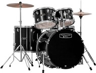 Mapex TND5044TC Tornado 5 Piece Beginners Fusion Kit (Black)