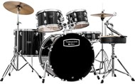 Mapex TND5294FTC Tornado 5 Piece Beginners Rock Kit, Black