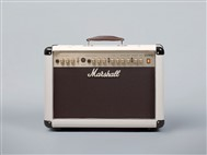 Marshall AS50D LTD Acoustic 50W 2x8 Combo, Cream