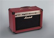 Marshall AS50D LTD Acoustic 50W 2x8 Combo, Red