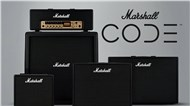 Marshall Code Amps family portrait