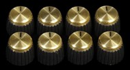 Marshall PACK-00035 Combo Knobs D Fit, 8 Pack