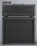 Marshall JVM410H LTD 100W Valve Head, Stealth Black