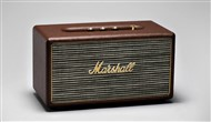 Marshall Lifestyle Stanmore Active Stereo Bluetooth Speaker, Brown