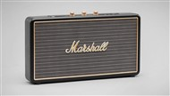 Marshall Lifestyle Stockwell Active Speaker with Cover Bundle