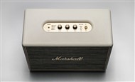 Marshall Lifestyle Woburn Active Stereo Bluetooth Speaker, Cream