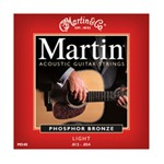 Martin M540 Traditional 92/8 Phosphor Bronze Acoustic Strings, Light, 12-54