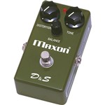 Maxon D&S Distortion & Sustainer Pedal