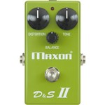 Maxon D&S II Distortion & Sustainer Pedal
