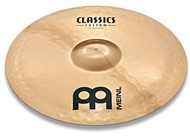 Meinl Classics Custom Powerful Ride 22in