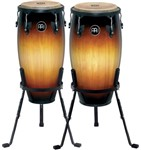 Meinl Headliner HC512 11+12in Wood Congas w/Baskets (Vintage Sunburst)