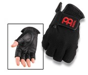 Meinl MDGFL Fingerless Drummers Gloves (Medium)