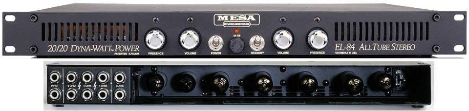 Mesa Boogie 20/20 Power Amp