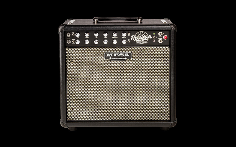 Mesa Boogie Mini Dual Rectifier Recto-Verb Twenty-Five 1x12 Combo