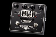 Mesa Boogie Throttle Box EQ Overdrive Pedal