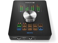 Motu Track16 Interface