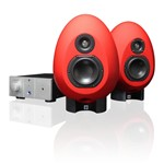 Munro Sonic Egg100 Monitoring System (Red) with Apogee Duet