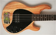 Music Man StingRay 5 Bass, Rosewood, Natural Ash