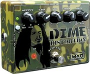 MXR DD11 Dime Distortion Pedal