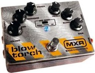 MXR M181 Bass Blow Torch Distortion Pedal