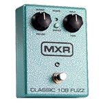 MXR M173 Classic 108 Silicon Fuzz Guitar Effects Pedal