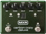 MXR M292 Carbon Copy Deluxe Pedal Top