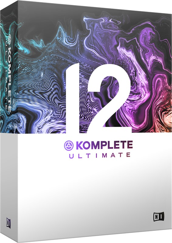 NI Komplete 12 Ultimate Main