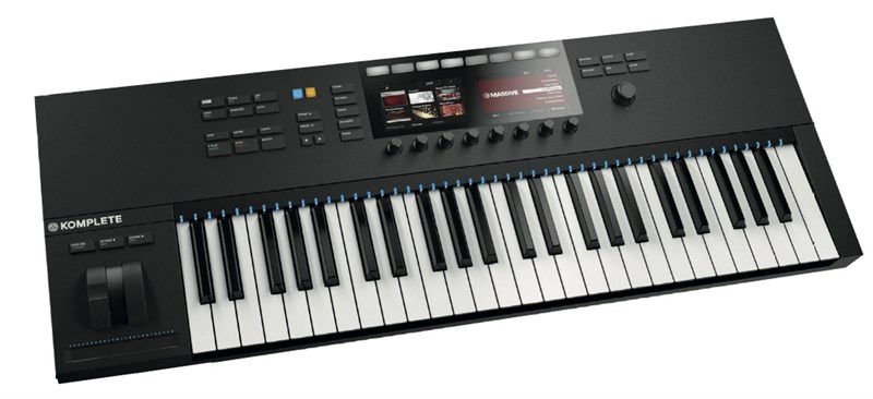 native instruments komplete kontrol s49 mk2 gak. Black Bedroom Furniture Sets. Home Design Ideas