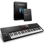 Native Instruments Komplete Kontrol S61 MK2 bundle