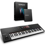 Native Instruments Komplete Kontrol S61 Bundle