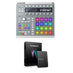 Native Instruments Maschine MK2 White With Komplete 11