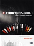 Native Instruments Traktor Scratch 1 Replacement Multicore Cable