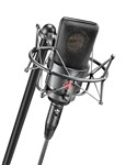 Neumann TLM 103 Studio Microphone with Shockmount Set (Black)