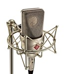 Neumann TLM 103 Studio Microphone with Shockmount Set (Nickel)