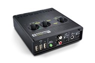 Novation Audiohub 2x4 Audio Interface and Powered USB Hub