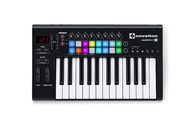 Novation Launchkey 25 MK2 Controller Keyboard with RGB Pads