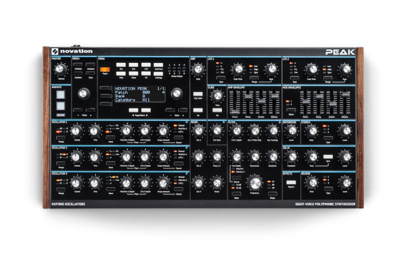 Novation Peak main image