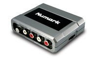 Numark STEREO|iO Analog-To-Digital DJ Interface