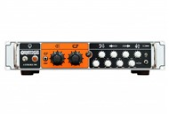 Orange 4 Stroke 300 Bass Head