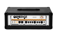 Orange CR120H Crush Pro 120W Head, Black