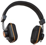 Orange Dark Edition Headphones